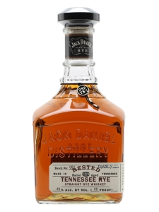 Jack Daniels rested Tennessee rye